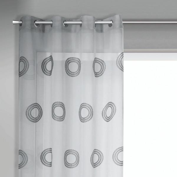 Ösenvorhang für Ihr Schlaf- oder Wohnzimmer