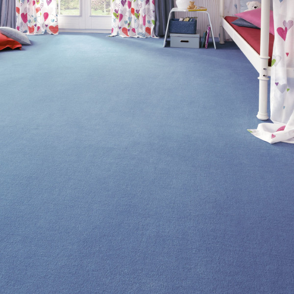 Teppichboden für Wohnbereich und Kinderzimmer