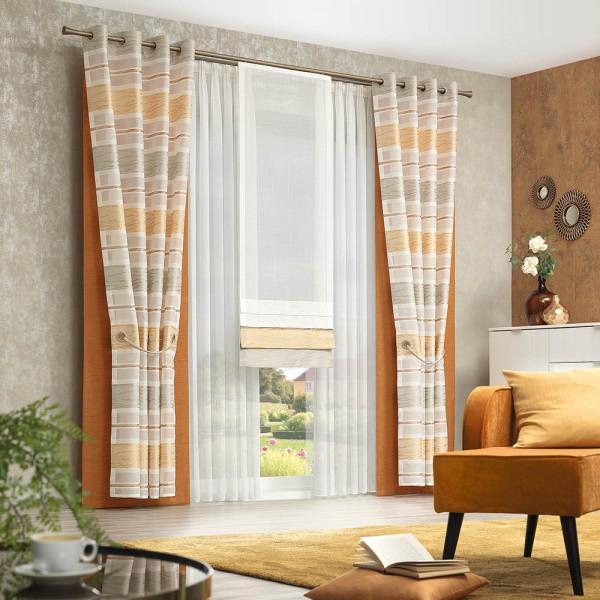 Gardine und Deko für Ihr Wohn- oder Esszimmer