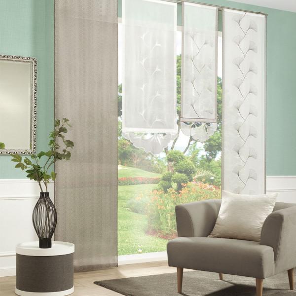 Flächen-Vorhang für Ihren Wohnraum