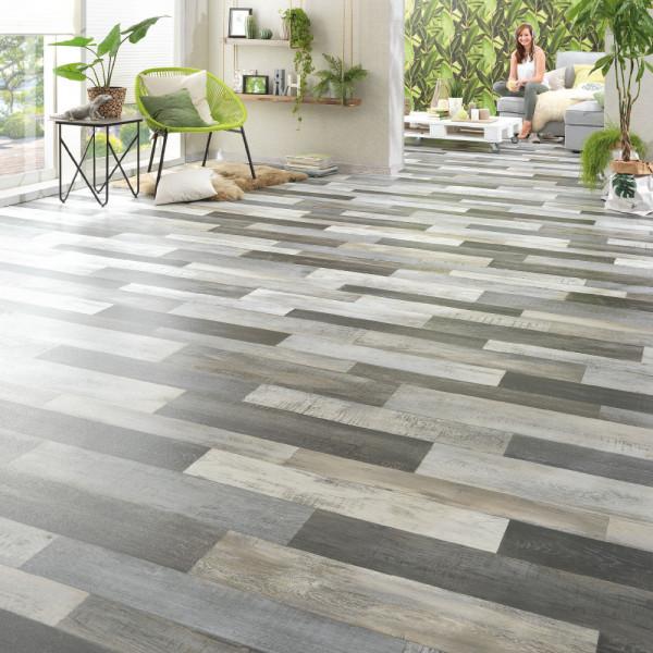 PVC-Boden für Wohn- oder Arbeitsbereich