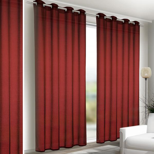 Deko-Vorhang für Ihr Wohn- oder Schlafzimmer