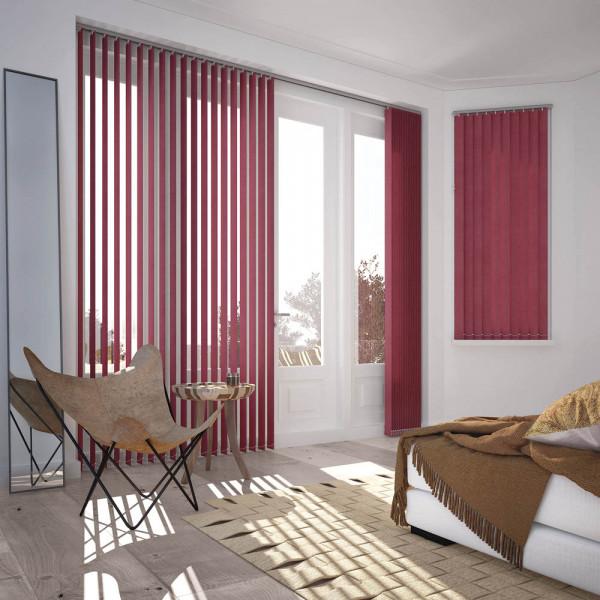 Lamellenvorhänge für Ihr Schlafzimmer