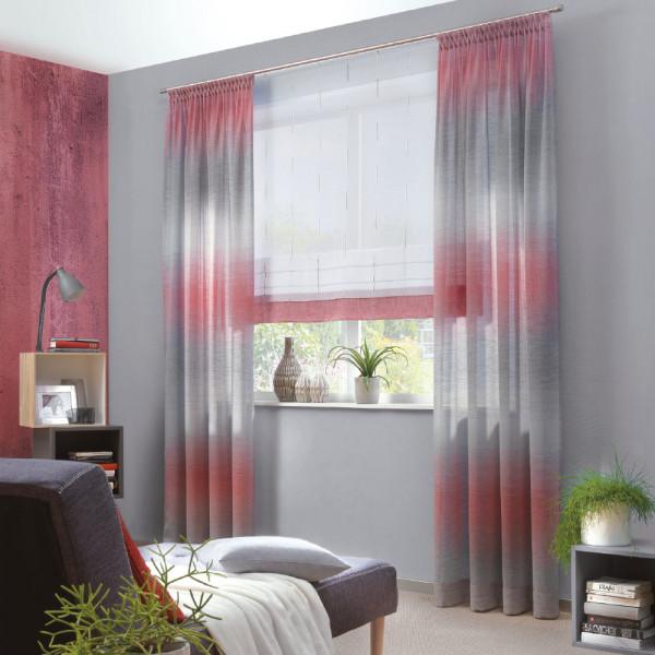 Gardine und Vorhang für Ihr Wohnzimmer