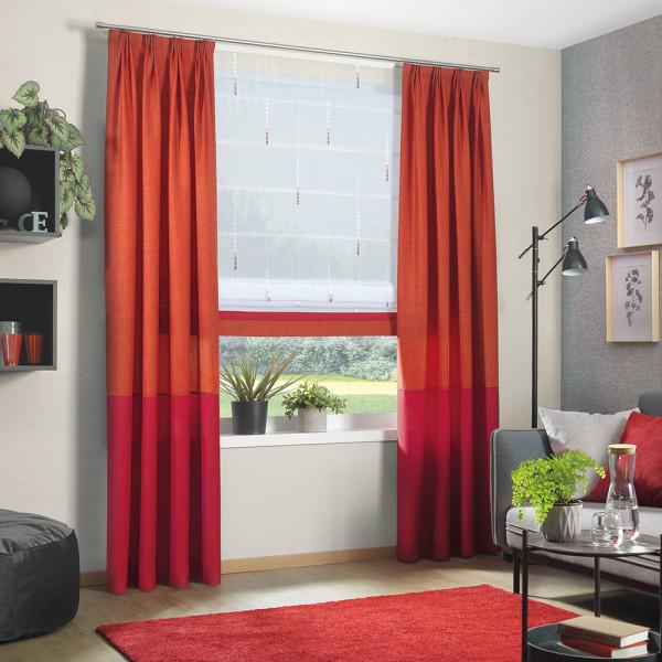 Vorhang-Gardinen-Deko für Ihr Wohnzimmer
