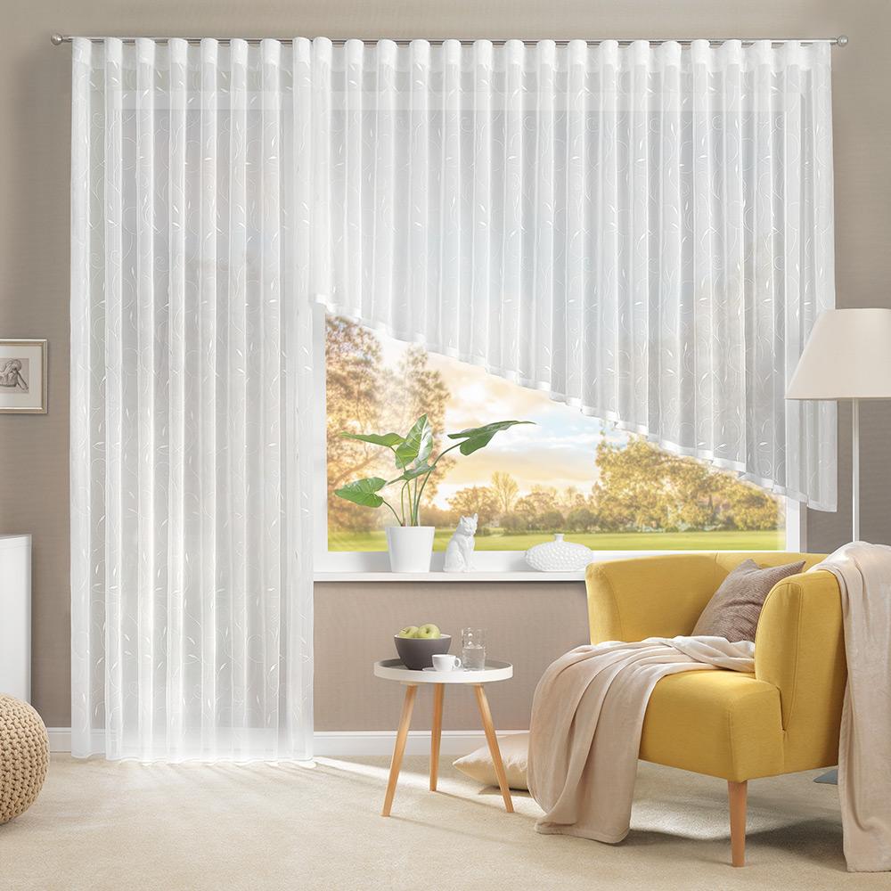 Gardine und Store für Ihr Wohnzimmer