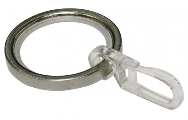 Gardinenringe mit Gleiteinlage