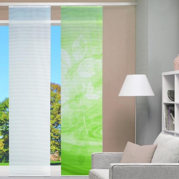 Schiebevorhang für Ihr Schlafzimmer