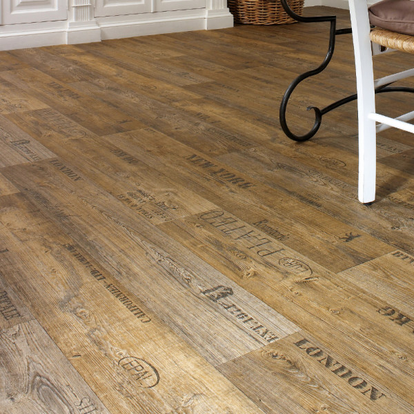 PVC-Belag Holz-Dekor