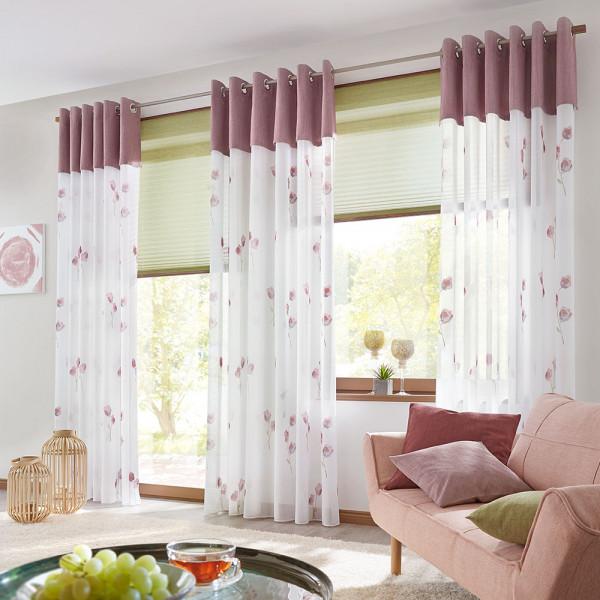 Vorhang und Gardine für Ihr Wohn- oder Schlafzimmer