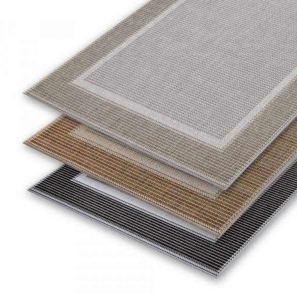 Bordüren-Teppich für innen und außen