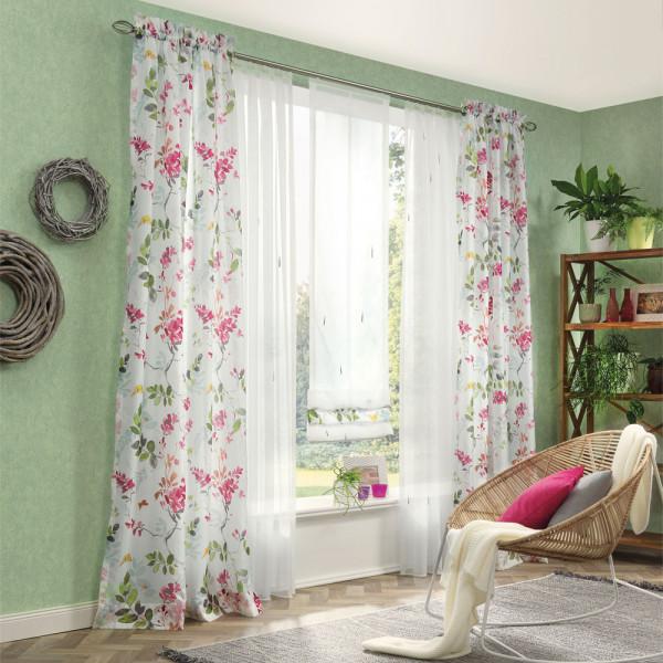 Gardinen-Vorhang-Dekoration für Ihre Wohnräume