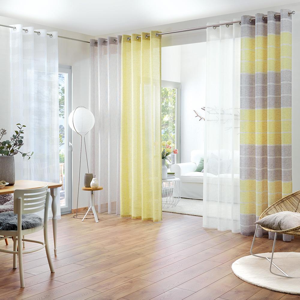 Ttl Gardinen: Gardinen Für Ihr Wohnzimmer