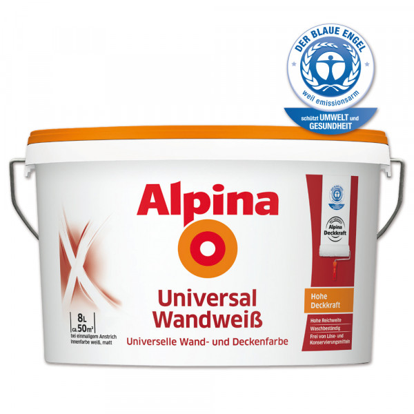 Alpina Universal-Wandweiß