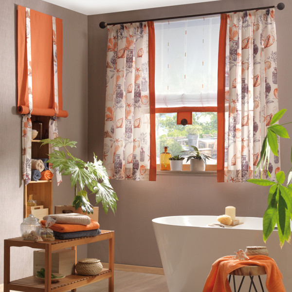 Badezimmer Gardine | Gardinen & Vorhänge | Fenster | Produkte | TTL/TTM