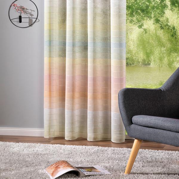 Ösenvorhang für Ihre Wohnräume