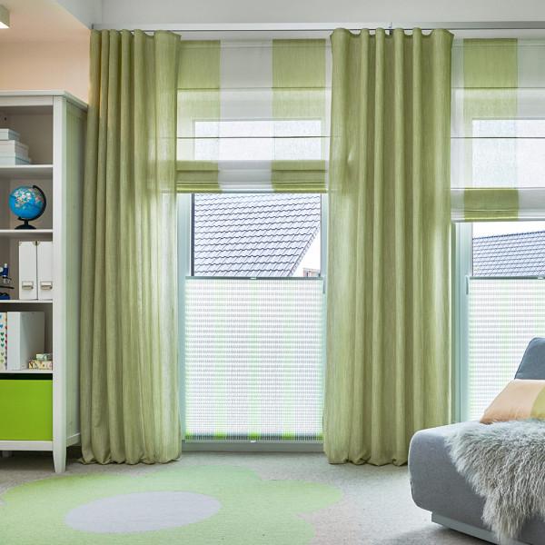 Vorhang, Rollo und Plissee für Ihre Wohnräume