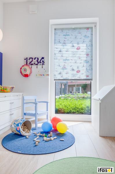 Plissee für Ihr Kinder-Schlafzimmer