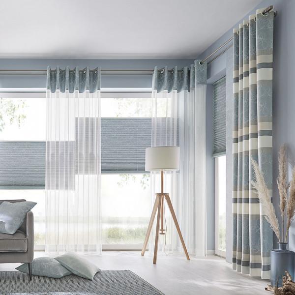 Deko-Vorhang und Gardine für Ihren Wohnraum