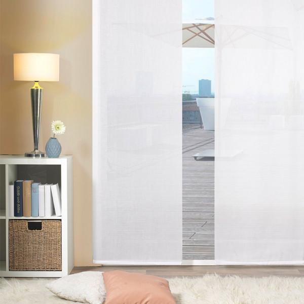 Schiebegardine für Ihr Wohn- oder Schlafzimmer