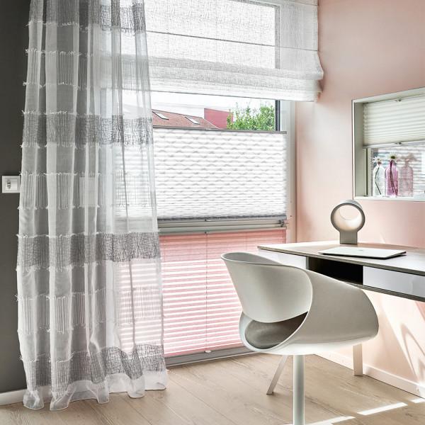Vorhang, Rollo und Plissee für Ihr Schlaf- oder Arbeitszimmer