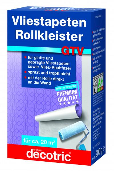 Vliestapeten Rollkleister GTV