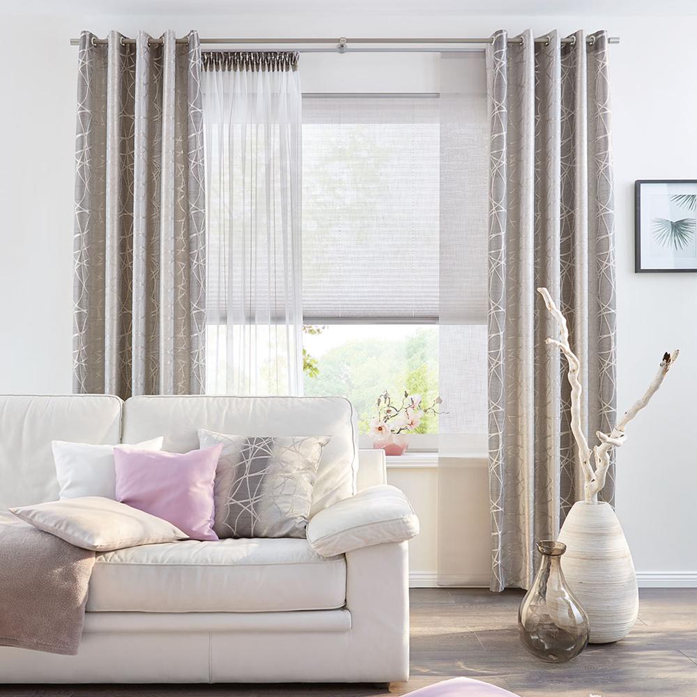 Schöne Gardine für Ihr Wohnzimmer  Gardinen & Vorhänge