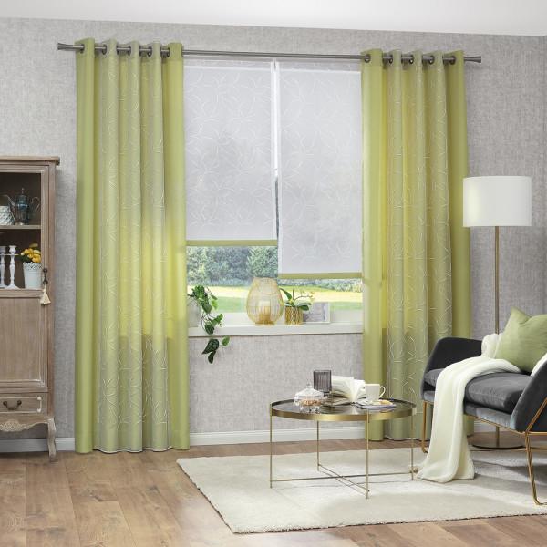 Vorhang-Deko für Ihr Wohn- oder Schlafzimmer