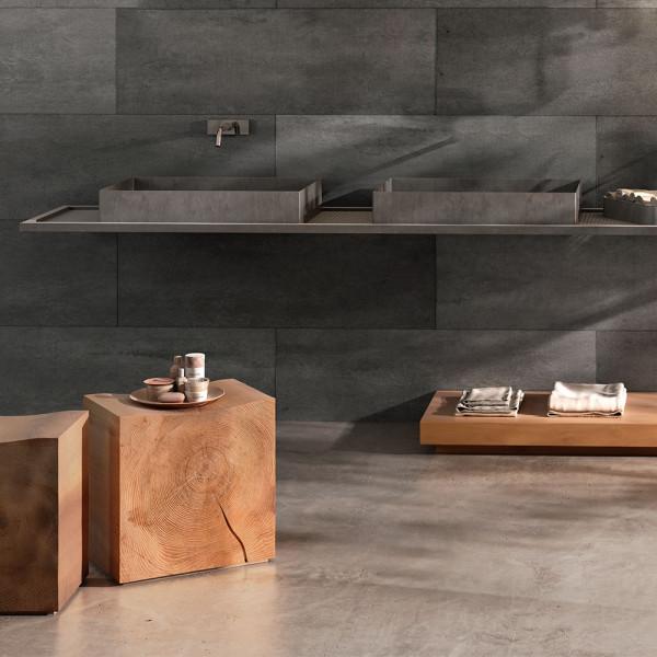 Eco Boden- und Wandbelag für Wohnraunm oder Bad