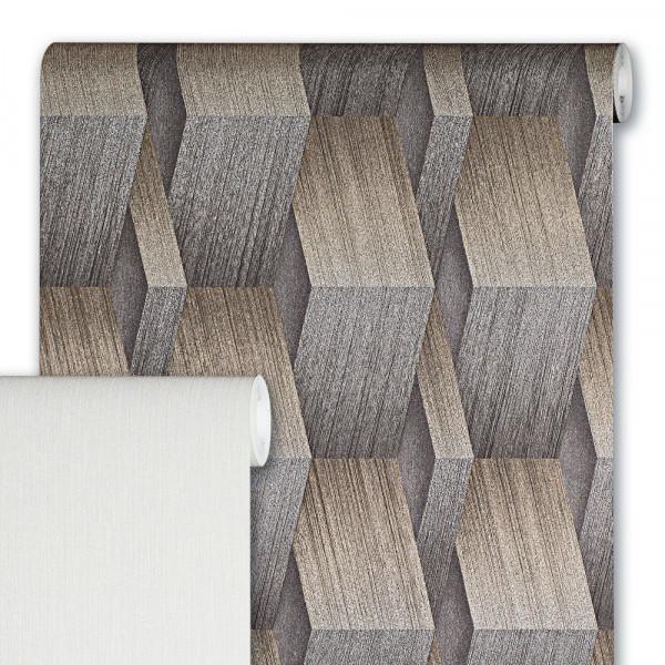 Vliestapeten-Serie für kreative Wand-Gestaltung