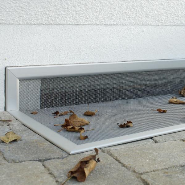 Insektenschutz für Ihren Kellerlichtschacht