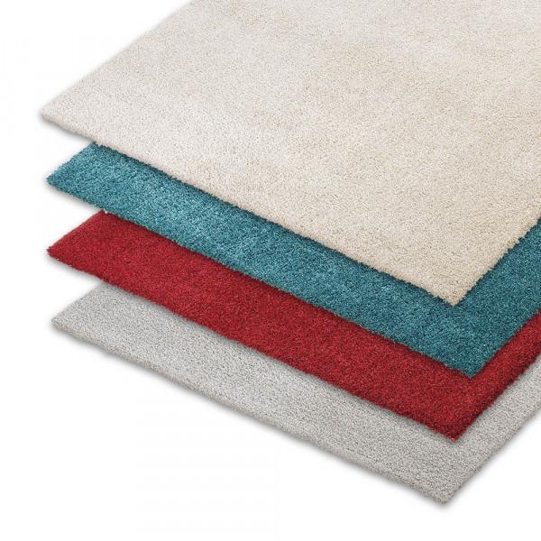 Teppich in vielen Farbvarianten