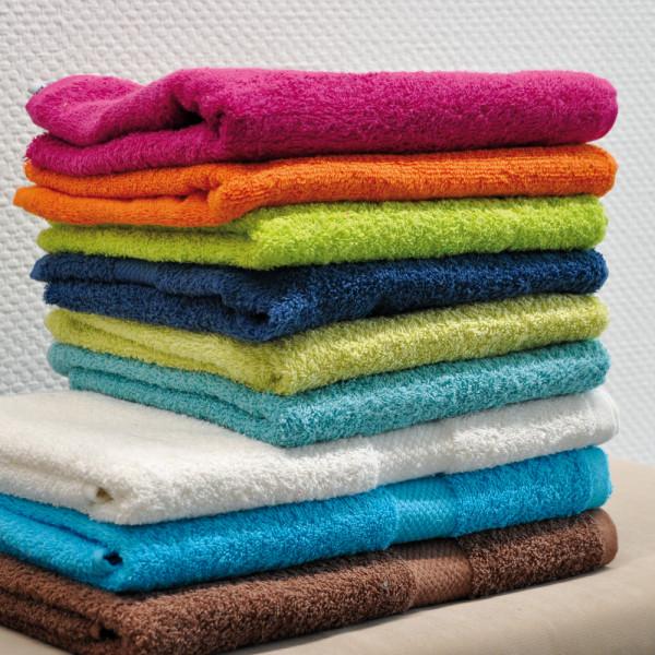 Handtuch und Badetuch