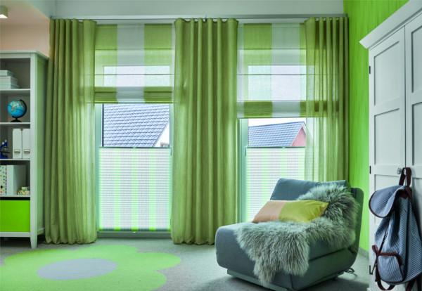 Gardine und Sichtschutz für Ihr Jugendzimmer