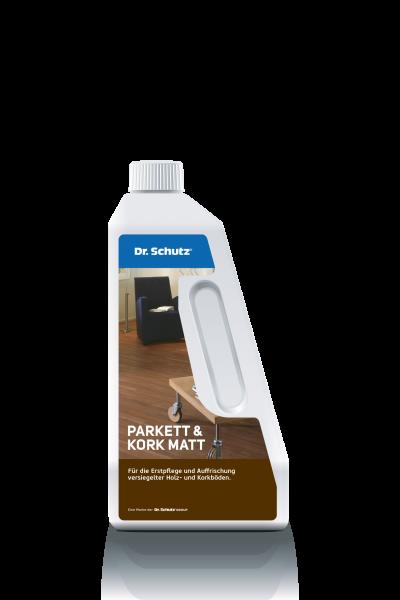 Parkett&Kork Matt für Ihren Boden