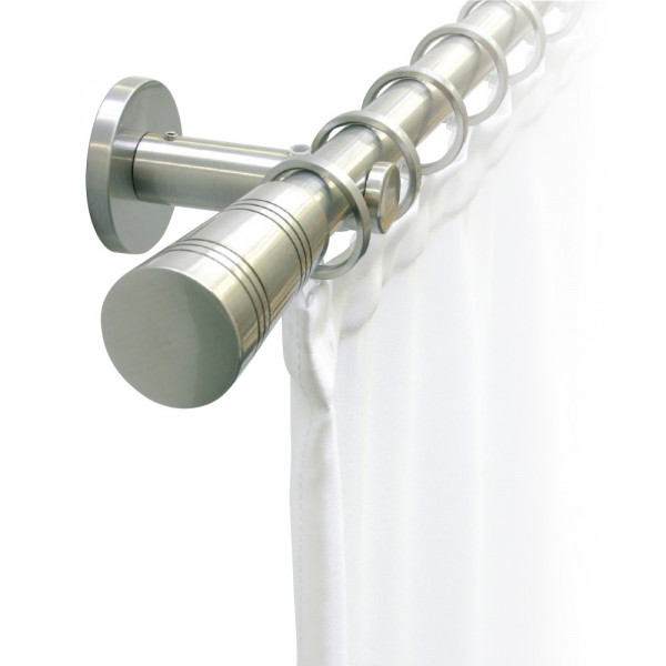 Träger für Stilgarnitur-Set CHICAGO edelstahl-optik