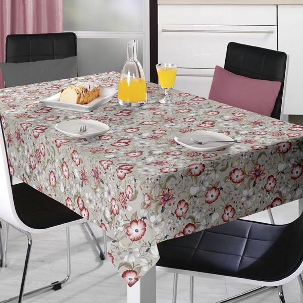 Wende-Tischdecke für Ihren Ess- oder Gartentisch