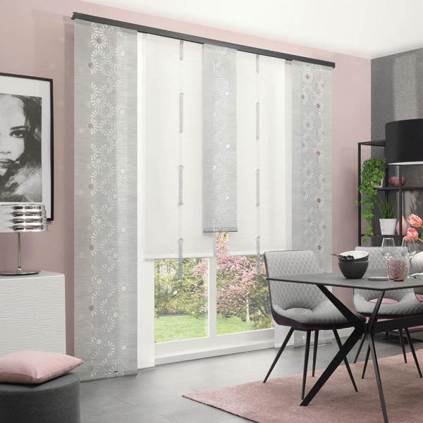 Flächen-Vorhang für Ihr Wohn- oder Esszimmer