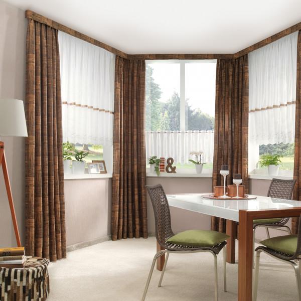 Gardine In Vintage Optik Gardinen Vorhänge Fenster Produkte