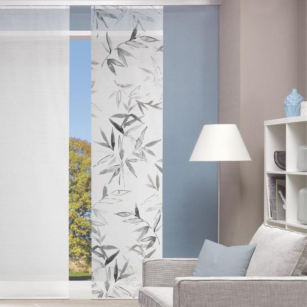 Schiebevorhang für Ihr Wohn- oder Schlafzimmer