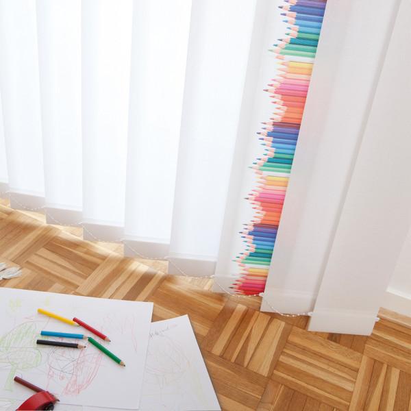 Lamellenvorhänge für Ihr Kinderzimmer