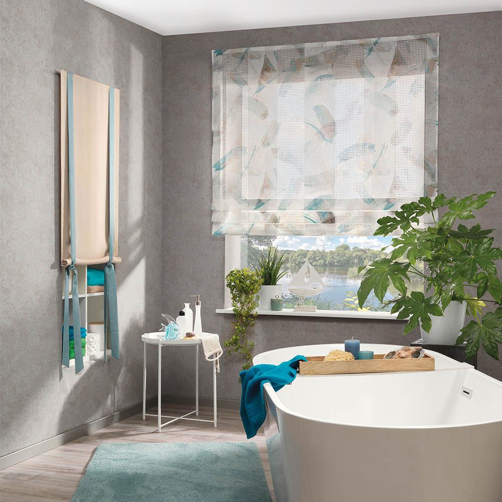Vorhang Deko für Ihr Badezimmer   TTL/TTM