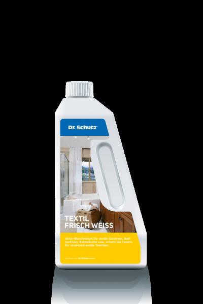 Waschmittel WEISS für Gardinen, Badtextilien und Bettwäsche
