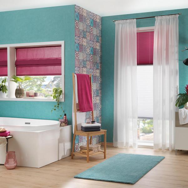 Gardine und Dekostoff für Ihr Badezimmer