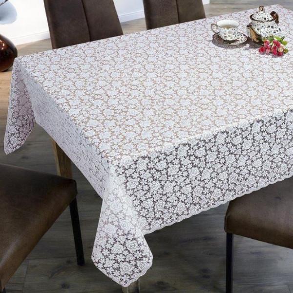 Tischdecke Vinyl Spitze für Ihren Esstisch