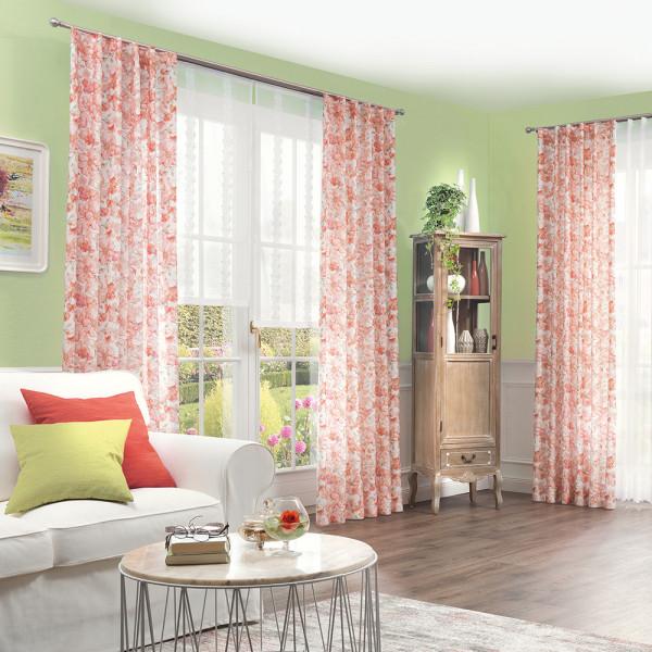 Gardinen-Deko-Kombination für Ihr Wohn- oder Esszimmer