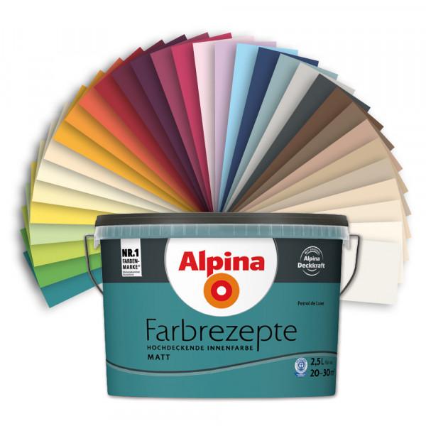Farbrezepte für kreative Farbgestaltung