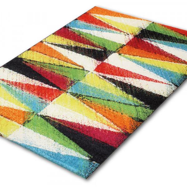Teppich Multicolor