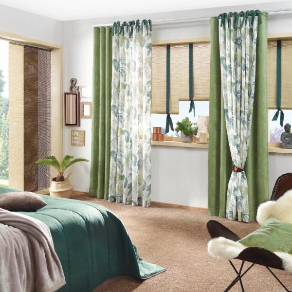 Vorhang und Deko für Ihr Schlafzimmer