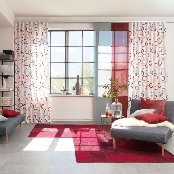 Dekostoff und Flächenvorhang für Ihr Wohnzimmer